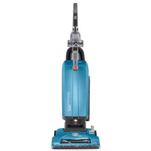 (Hoover T-Series WindTunnel Bagged Corded Upright Vacuum UH30300, Blue)