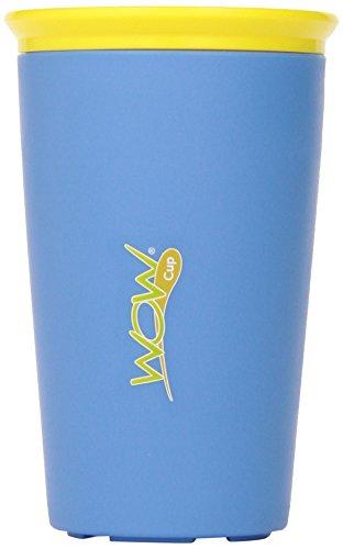 【フタをしたまま飲める】WOW Cup ワオカップ ブルー KJK101010