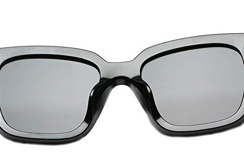 SeñOras BNN Polarizadas Metal Vendimia silver Sol White Los ConduccióN Las Parejas gray De Gafas Hombres rYqrPx