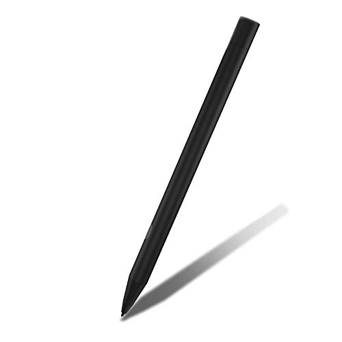 Awinner Active Stylus Pen, Adjustable Fine Tip for Pad Pro, iPad,iPad Air,iPhone,Most Android Tablets,Tablet PC and Smartphones-Black