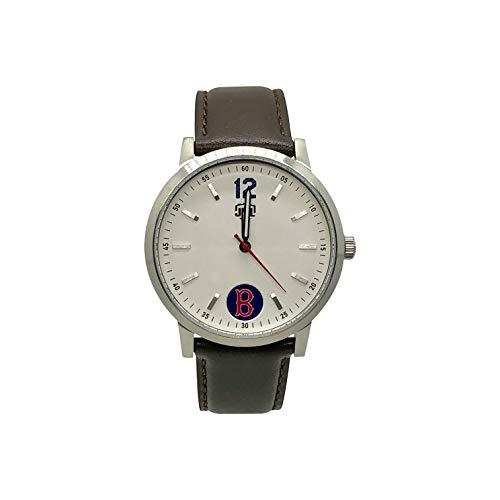 (Jack Mason MLB 3H Wristwatch SS (Boston Red Sox))