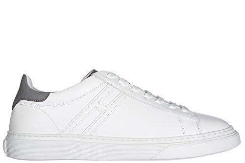 Hogan Scarpe Sneakers Uomo in Pelle Nuove h365 Bianco 100% Auténtico Precio Barato Envío Libre De Verdad lWknUT