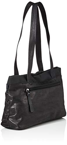 black Mujer Bolsos Y Comb Bag Tamaris De Shoulder Shoppers Negro Hombro Khema 4vwxqZAH