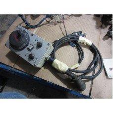 FANUC HANDWHEEL JOG REMOTE ENCODER CONTROL LEBLOND MAKINO EC-7050 EDM CNC