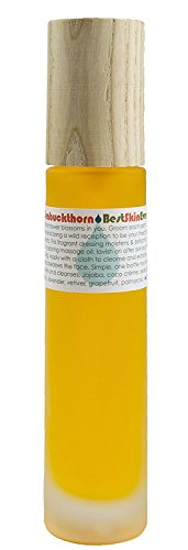 Living Libations - Organic / Wildcrafted Best Skin Ever: Seabuckthorn Facial Cleansing Oil + Moisturizer (1 oz / 30 ml)