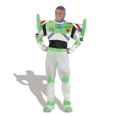 Buzz Lightyear Kit Costume Accessory (Buzz Lightyear Fancy Dress Adult)