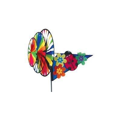 Triple Spinner - Pink Ladybug by PREMIER KITES & DESIGNS