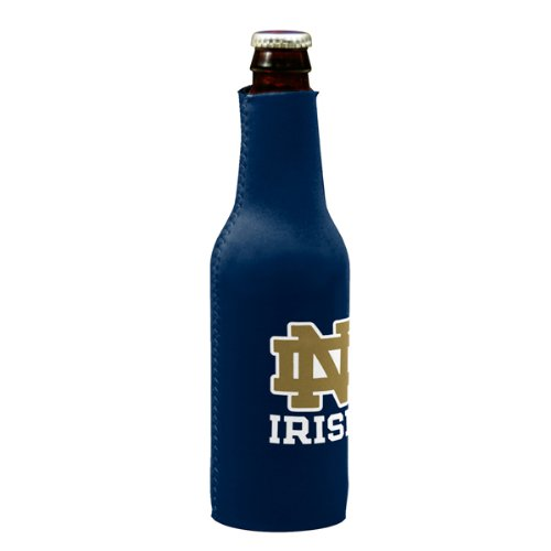 NCAA Notre Dame Fighting Irish Bottle Drink Coozie