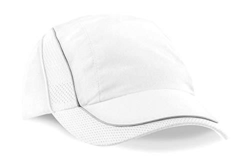 malla B182 Coolmax® Size con Gorra White Beechfield One zRSFxwEFq