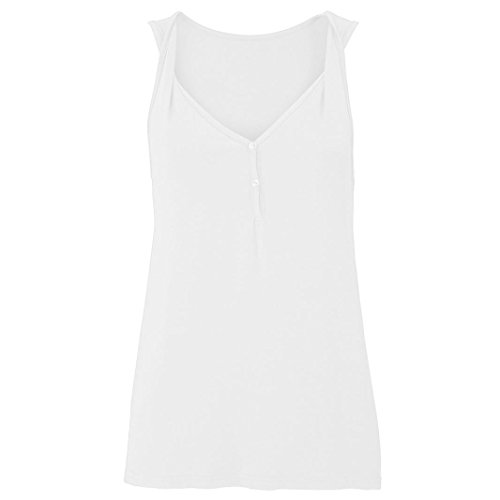 sans Guesspower Encolure Manches Tank Top Casual Shirt Chemisier T sans Chic Ete Dbardeurs t Top Manches Blouse Gilet Femmes en Strappy Vetements Blanc Gilet V Camisole rOwrBAf