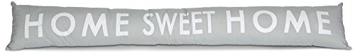 Pavilion Gift Company 72187 Home Sweet Home Draft Stopper, 36-1/2 x 6