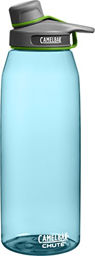 CamelBak Chute Water Bottle, 1.5 L, Sky Blue