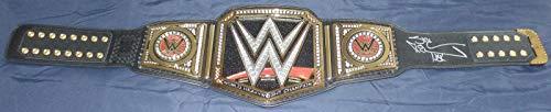 Shawn Michaels Signed Auto'd Wwe Championship Belt Bas Coa The Heart Break Kid - Beckett Authentication