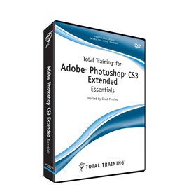 Total Training for Adobe Photoshop CS3 Extended: Essentials (Adobe Photoshop Cs3 Software)