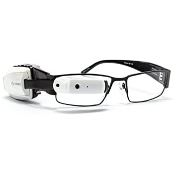 Vuzix M100 Smart Glasses (White)