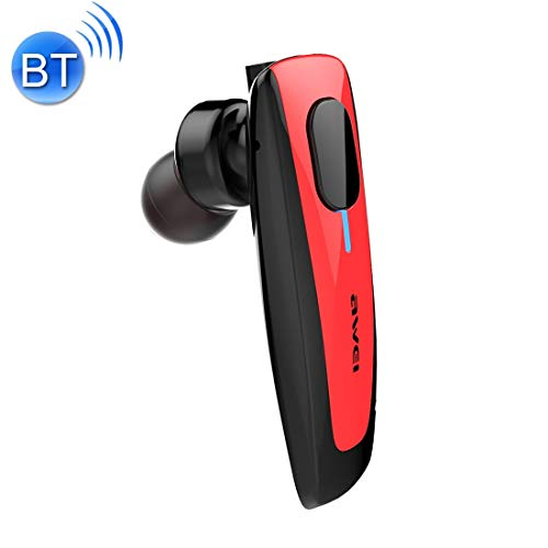 (Foldable WirelessBluetooth Headset with Microphone N3 Business Style Wireless Smart Headset Bluetooth Stereo In-ear Earphone with Mic, For iPhone, Samsung, Hu, Xiaomi, HTC and Other Smartphones Hangin )