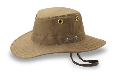 d95ea6b97fa Tilley Endurables TWC4 Outback Waxed Hat (B0033WRWRG)