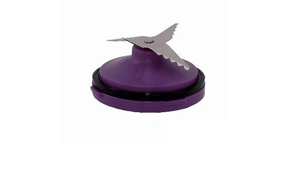 Philips Unidad de cuchillas con anillo de sellado CP9087/01 - Accesorio procesador de alimentos (Negro, Violeta, Acero inoxidable, HR7627, HR7628, HR7629, HR7759, HR7761, HR7762, HR7763): Amazon.es: Hogar