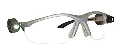 3M AO Safety/3M Tekk 97490 LED Light Vision V2 Safety Glasses