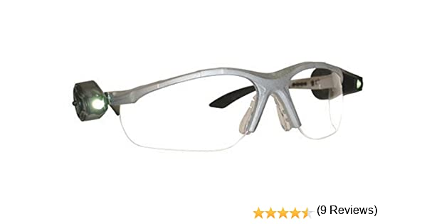 4fcd3d76735 3M Light Vision LED Safety Glasses
