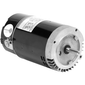 Emerson Replacement Motor 1 1/2 HP 2 Speed Square Flange - EB977