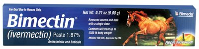 Ivesco 6859010 0.21OZ Dewormer Paste - Quantity 12