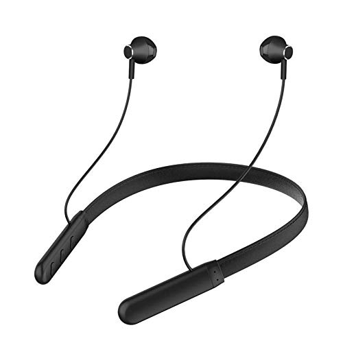 Wireless Earphones Headphones for Vivo NEX Sports Bluetooth Wireless Earphone with Deep Bass and Neckband Hands-Free Calling inbuilt Mic Headphones with Long Battery Life and Flexible Headset