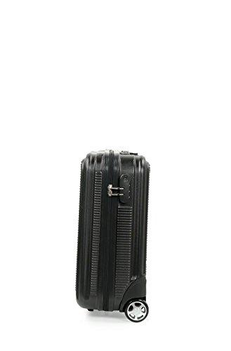 UNANYME GEORGES RECH Trolley rígido Vienne Negro 55 cm