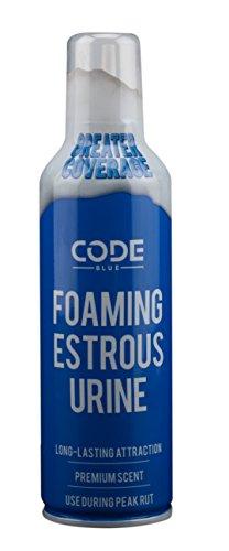 Code Blue Foaming Doe Estrous Urine by Code Blue (Image #1)