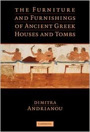 Book The Furniture and Furnishings of Ancient Greek Houses and Tombs