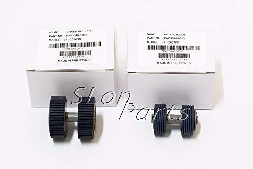 Printer Parts Original New PA03540-0001 PA03540-0002 for Fujitsu 6130 Fi-6130 Fi-6130Z Fi-6230 Fi-6140 Fi-6125 Fi-6225 Z Pick Up Roller by Yoton (Image #1)