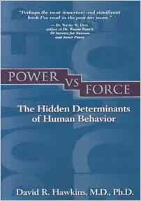 power vs force david r hawkins m d ph d 9781561709335 books. Black Bedroom Furniture Sets. Home Design Ideas