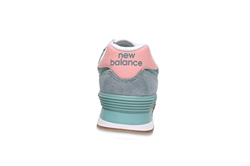 New Balance Women Wl574V2 Sneakers Grey (Smoke Blue/Himalayan Pack/Mineral Sage Flb) NjYF1f08fN