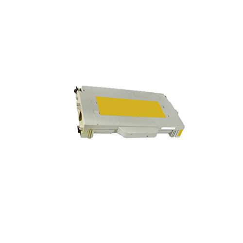 Compatible Yellow Toner Tn04y - Brother TN-04Y Compatible Remanufactured Yellow Toner Cartridge for HL-2700CN, MFC-9420CN Printers-1Pack
