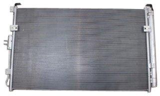TYC 3578 Kia/Hyundai Parallel Flow Replacement Condenser