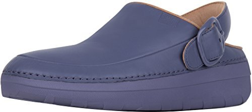 FitFlop Women's Gogh Pro Superlight Medical Professional Shoe, Indian Blue, 11 M US