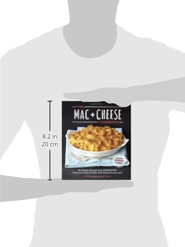 The-Mac-Cheese-Cookbook-50-Simple-Recipes-from-Homeroom-Americas-Favorite-Mac-and-Cheese-Restaurant