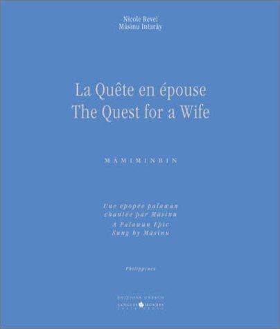 Read Online La Quête en épouse (1 livre + 1 CD audio) PDF