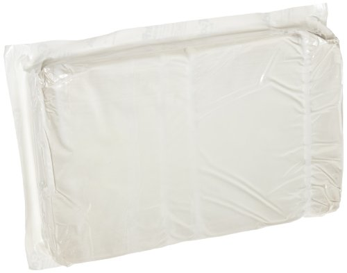 "ThermoSafe Polar Pack FPP64 Foam Brick Refrigerant Gel Pack, 0°C Temperature, 10.5"" L x 6.5"" W x 1.75"" H (Case of 10)"