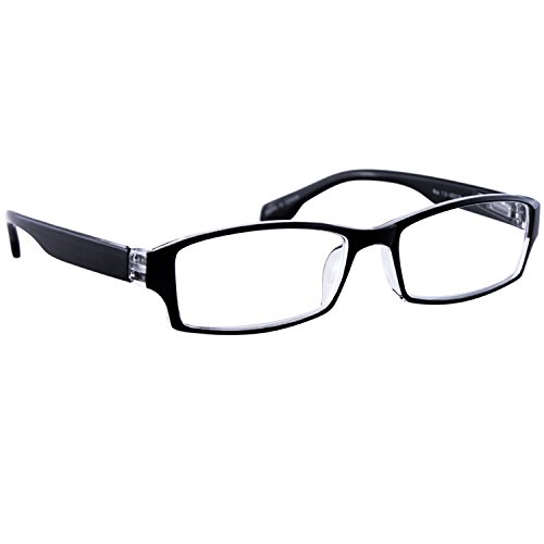 Reading Glasses 2.50 Single Tuxedo (1 Pair) F501 TruVision - Review Sunglasses Fashion