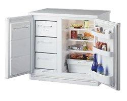 Zanussi ZSS7/5 White Fridge Freezer Combination: Amazon.co