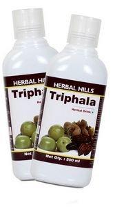 Herbal Hills Combo Of Triphala Swaras – 500 Ml (Pack Of 2)