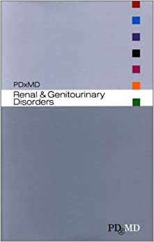 Book PDxMD Renal & Genitourinary Disorders (FIRSTConsult)