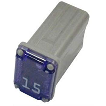 Micro 3 Type Made in Japan 5 7.5 10 15 amp 4 Flosser Three Blade Fuses