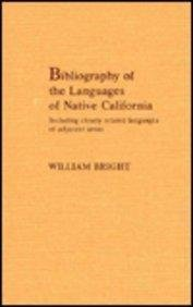 Bibliography of the Languages of Native California by Brand: Scarecrow Press