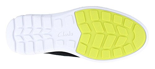 Pictures of CLARKS Men's Jambi Run Fashion Sneakers Black Combi 2