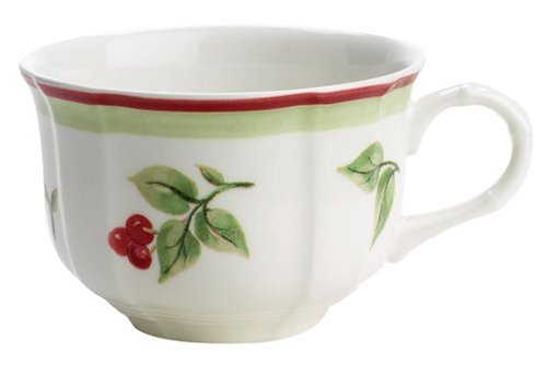 Villeroy & Boch Joy Noel Holly Teacup
