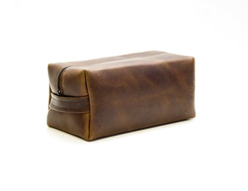 Amazon.com  Men Toiletry Bag Mens Leather Toiletry Bag 5292c0cc80e64