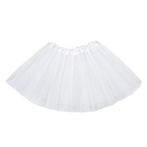 Falda del tutú del vestido de la princesa 3 capas de ballet Ballet ...