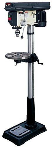 """Jet Tools - JDP-17MF, 16-1/2"""" Floorstanding Drill Press, 3/4HP 1PH 115/230V (354169)"""